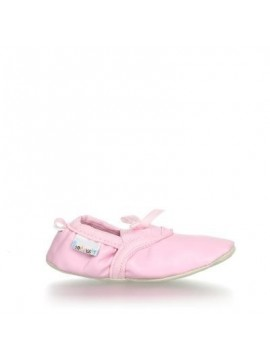 Playshoes gimnastikos bateliai. Spalva rožinė