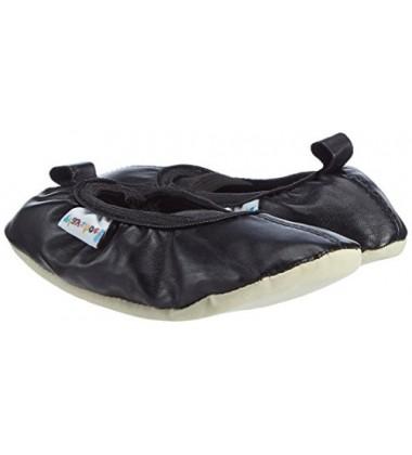 Playshoes gimnastikos bateliai. Spalva juoda