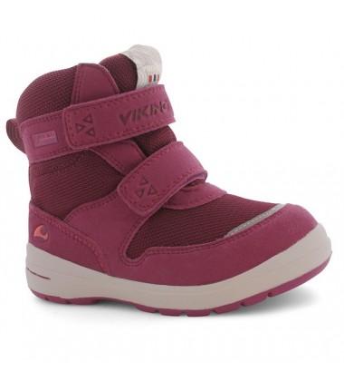 Viking žiemos batai TOKKE GTX. Spalva rožinė