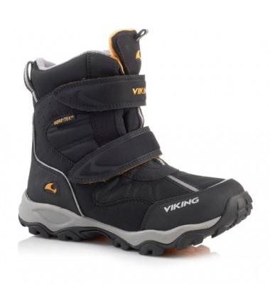 Viking žiemos batai BLUSTER II GTX. Spalva juoda