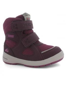 Viking žiemos batai ONDUR GTX. Spalva bordo