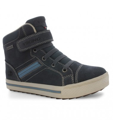 Viking žiemos batai EAGLE III GTX. Spalva mėlyna