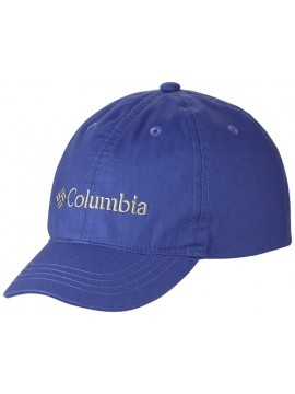 Columbia kepurė Adjustable Ball Cap. Spalva violetinė