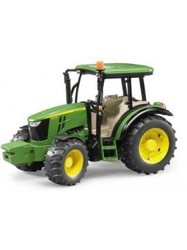 Bruder žaislas traktorius. John Deere 5115M
