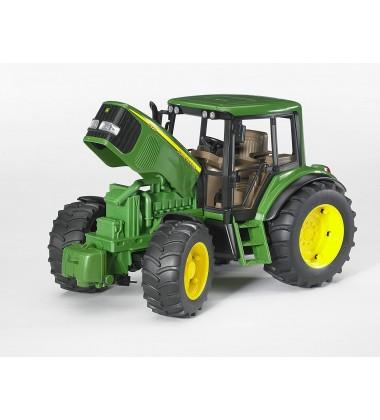 Bruder žaislas traktorius John Deere 6920 su priekiniu kaušu