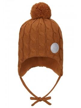 Reima žiemos kepurė Nunavut. Spalva ruda