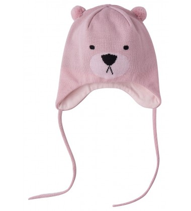 Reima žiemos kepurė SAUKKONEN. Spalva šviesiai rožinė