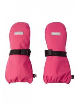Reimatec® demisezoninės kumštinės pirštinės Askare (su pašiltinimu). Spalva ryškiai rožinė