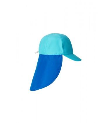 Reima kepurė su UV filtru Vesikirppu. Spalva mėlyna
