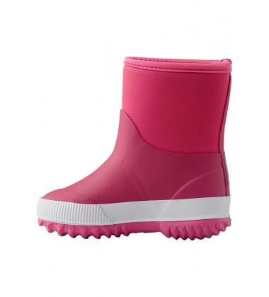 Reima demisezoniniai lietaus batai LOIKATEN.  Spalva rožinė