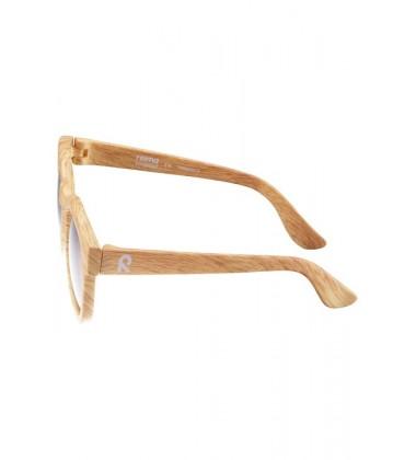 Reima akiniai nuo saulės Hamina. Spalva šviesiai ruda