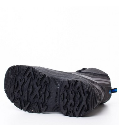 Columbia žiemos batai berniukui YOUTH BUGABOOT PLUS IV OMNI-HEAT. Spalva juoda