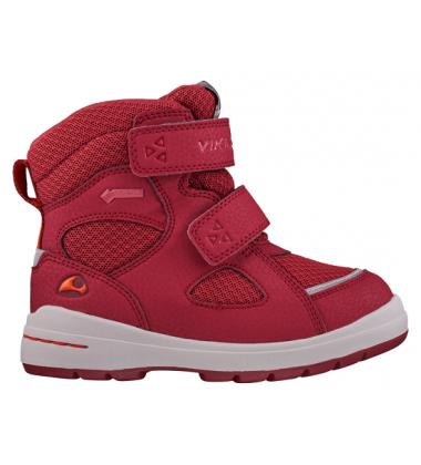 Viking žiemos batai SPRO GTX. Spalva raudona