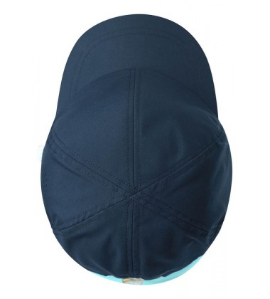 Reima kepurė su UV filtru Tropisk. Spalva tamsiai mėlyna / žydra