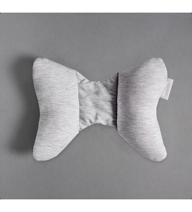 Beztroska pagalvėlė drugelis. Spalva pilka
