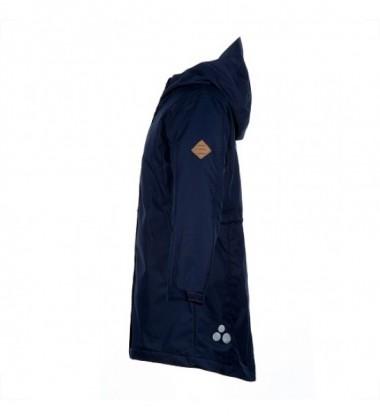 Huppa žiemos prailginta striukė JANELLE. Spalva tamsiai mėlyna