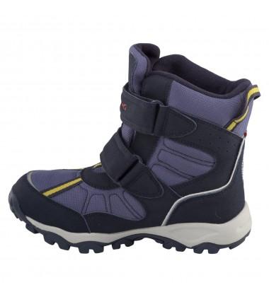 Viking žiemos batai BLUSTER II GTX. Spalva mėlyna / geltona