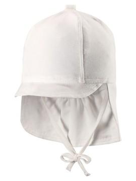 Reima pavasario kepurė VESSELI naujagimiams. Spalva balta