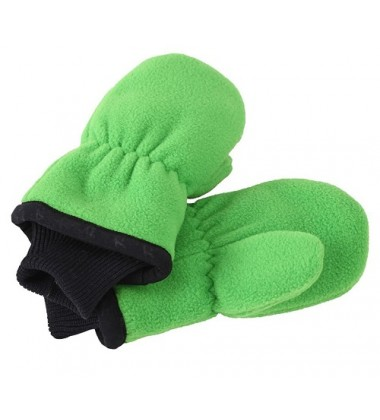 Reima flisinės kumštinės pirštinės DAGNA. Spalva žalia