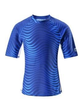 Reima marškinėliai Fiji. Spalva mėlyna