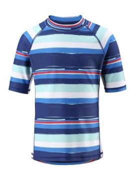 Reima marškinėliai Fiji. Spalva mėlyna/ spalvuota