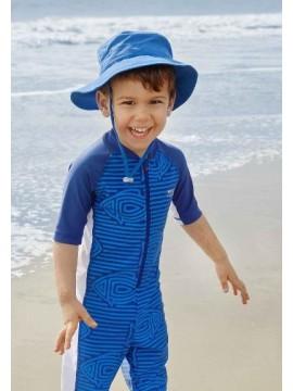 Reima maudymosi kostiumėlis Galapagos. Spalva mėlyna