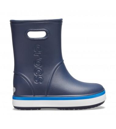 Crocsband Rain botai. Spalva tamsiai mėlyna