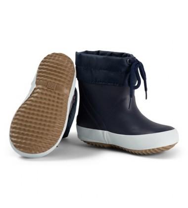 Viking žiemos guminiai batai INDIE ALV THERMO WOOL. Spalva tamsiai mėlyna