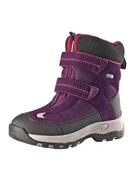 Reimatec® žiemos batai Kinos. Spalva tamsiai violetinė