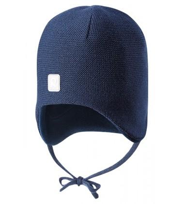 Reima kepurė Hopea. Spalva tamsiai mėlyna