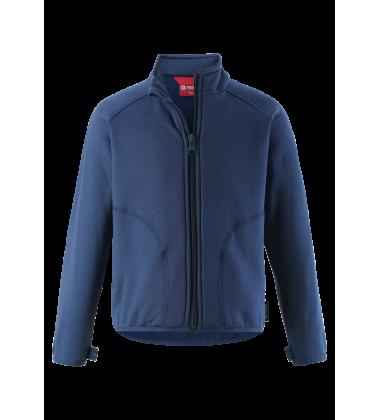 Reima džemperis Klippe. Spalva tamsiai mėlyna