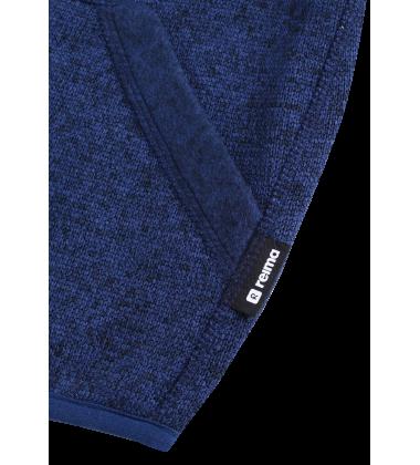 Reima flisinis megztinis Hooper. Spalva tamsiai mėlyna