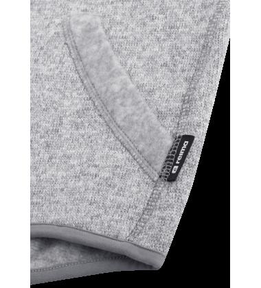 Reima flisinis megztinis Hopper. Spalva pilka