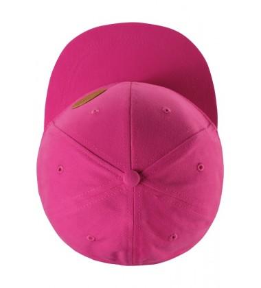 Reima kepurė su snapeliu Touko. Spalva rožinė