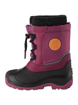 Reima žiemos batai Yura. Spalva rožinė