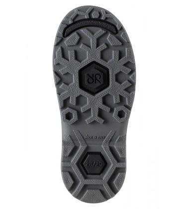 Reima žiemos batai Yura. Spalva juoda