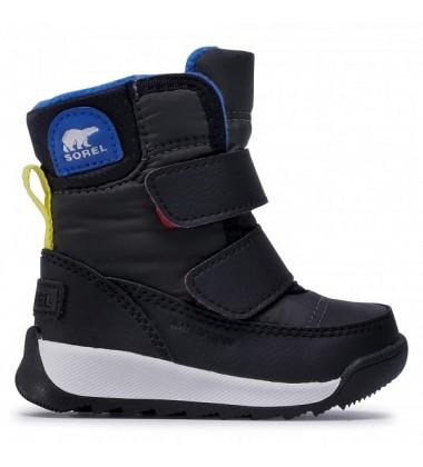 Sorel žiemos batai WHITNEY™ II STRAP. Spalva juoda / pilka