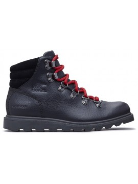 Sorel batai YOUTH MADSON HIKER WATERPROOF. Spalva juoda