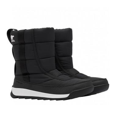 Sorel žiemos batai YOUTH WHITNEY II PUFFY MID. Spalva juoda