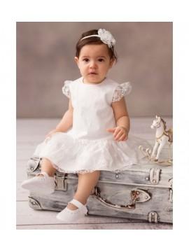 Balumi suknelė Antonina. Spalva balta