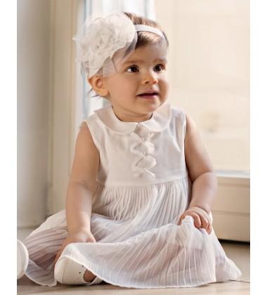 Balumi suknelė Claudia. Spalva šviesiai kreminė