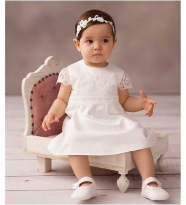Balumi suknelė Luiza. Spalva šviesiai kreminė