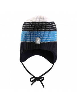 Reima žiemos kepurytė TILAVA. Spalva mėlyna/pilka