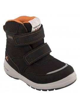 Viking žiemos batai TOKKE GTX. Spalva juoda / oranžinė - užsakoma prekė