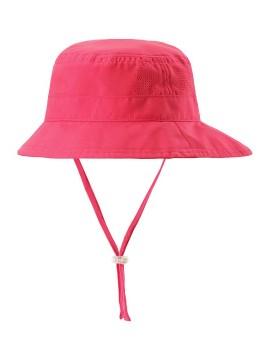 Reima kepurė su UV filtru Tropical. Spalva rožinė