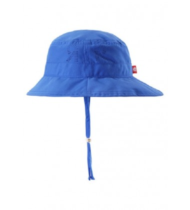 Reima kepurė su UV filtru Tropical. Spalva mėlyna