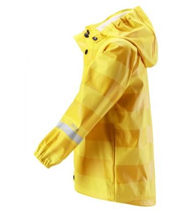 Reima lietaus striukė Vesi. Spalva geltona