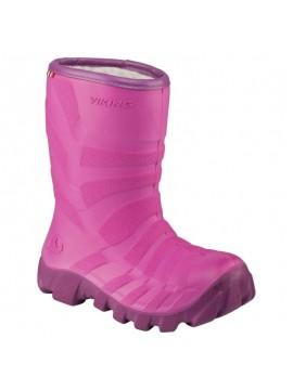 Viking žiemos batai ULTRA 2.0. Spalva ryškiai rožinė