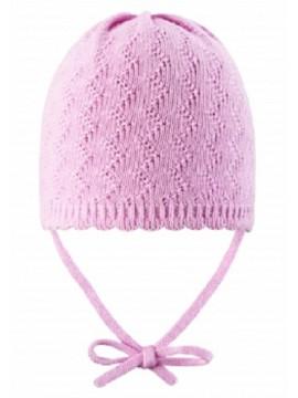 Reima pavasario kepurė VIRPI. Spalva rožinė